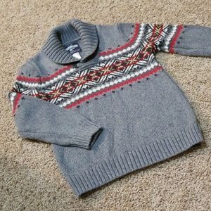 Like new! Boy's Sweater